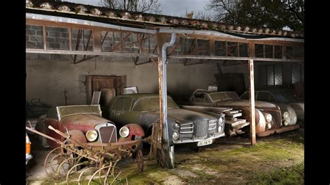 Scheunenfund Auto by Abandoned Cars In Barns Us 2016 Vintage Cars