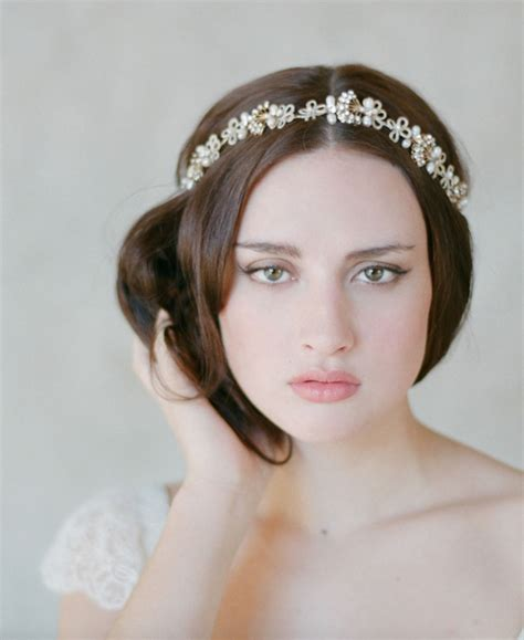 Wedding Hair Accessories Bling hair and makeup wedding hair accessories