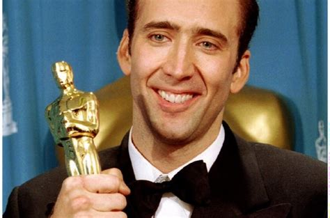 nicolas cage oscar film oscar shock 5 surprise best actors and what happened