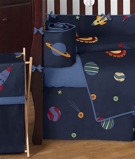rocket ship bedding rocket ship space galaxy baby bedding 9pc crib set crib