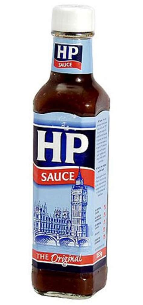 hp sauce fans see brown over recipe change