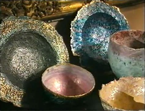 Easy Way To Make Paper Mache - hilary bravo how to make a simple papier m 226 ch 233 bowl