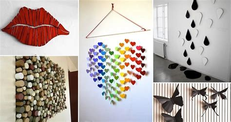 3d diy wall painting design ideas to decorate home bring your walls at home to life with these 21 diy 3d art