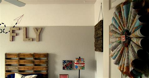 From gardners 2 bergers reader feature boy s vintage airplane room