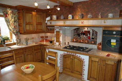decorer une cuisine comment decorer une cuisine rustique