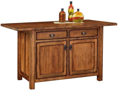 pocatello dining island countryside amish furniture
