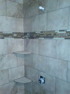 Glass Tile For Bathrooms Ideas by 30 Cool Pictures And Ideas Pebble Shower Floor Tile