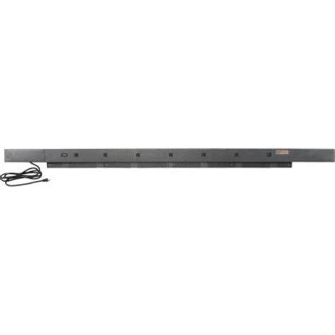 work bench power strip gladiator 6 ft 9 outlet workbench power strip with tool
