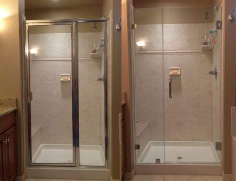 Showers Vs by Best 25 Shower Doors Ideas On Shower Door