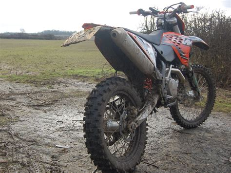 Ktm 450 Exc Seat Height Ktm Exc450 2010 On Review Mcn