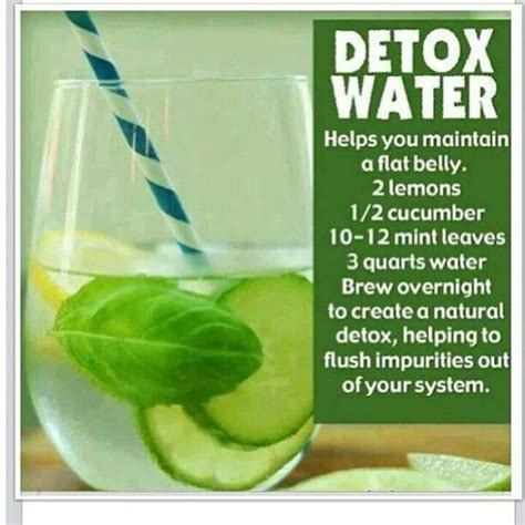 Cucumber Water Detox Drink by Lemon Cucumber Mint Infused Water Eat Clean Enjoy