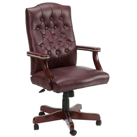 Best Computer Desk Design executive leather desk chairs offer great convenience and