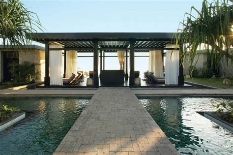 modern resort home design stunning bulgari resort in bali