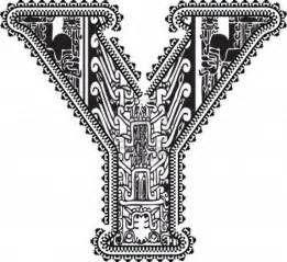 14656962 ancient letter y vector illustration jpg 400 215 367