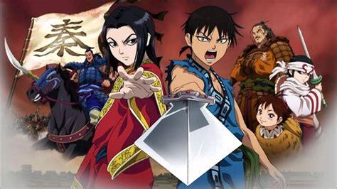anime kingdom kingdom 2 ed 2 youtube