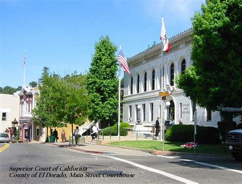 El Dorado County Court Calendar Defender El Dorado County
