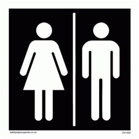 male female bathroom symbols male female toilet symbols toilet door sign from