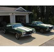 Seller Of Classic Cars  1970 Chevrolet Chevelle Green/Green