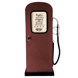 meuble pompe 224 essence en m 233 tal h 126 cm californie