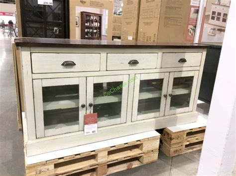 Bayside Furnishings 72 Accent Cabinet Costcochaser