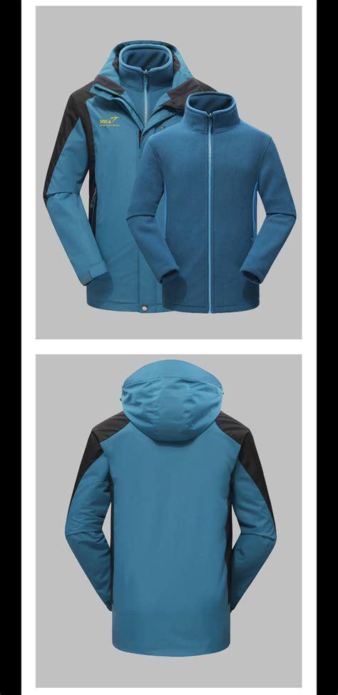 Harga Jaket Merk D G jual jaket gunung hiking snta 8803 blue waterproof brave