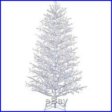 white winter berry branch tree new ge 5 ft pre lit winterberry white artificial tree with led lights