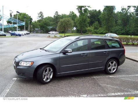 2008 titanium grey metallic volvo v50 2 4i 30037278 photo 4 gtcarlot car color galleries