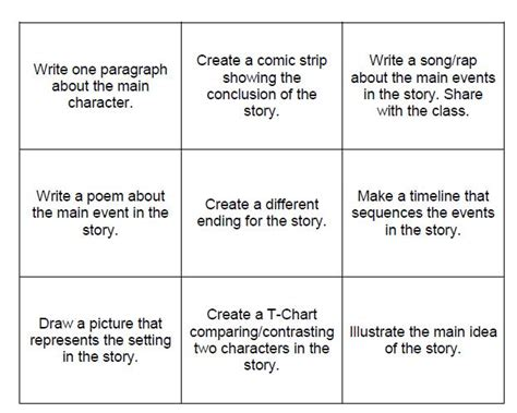 math tic tac toe template motivating gifted learners through differentiation