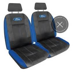 Seat Covers For Xr6 Genuine Ford Blue Seat Covers Ba Bf Fg Falcon Xr6 Xr8