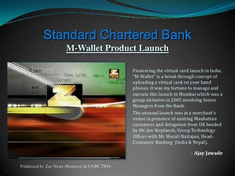 standard chartered bank site standard chartered bank m wallet launch