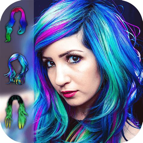 virtual hair colour changer virtual hair color changer virtual hairstyle makeover