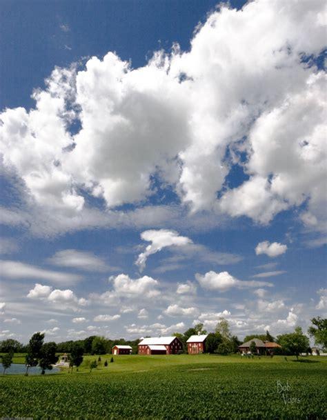 Landscape Photography Indiana Indiana Landscape Hdr Creme