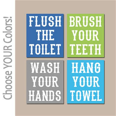 kids bathroom rules best bathroom rules for kids products on wanelo