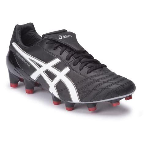 Asics Football Gear asics lethal testimonial 4 it mens football boots black white silver sportitude