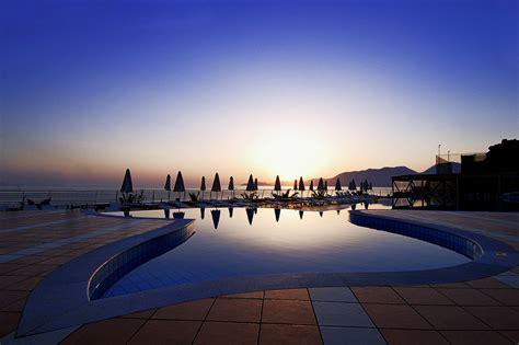 film blue hotel blue marine resort spa barnv 228 nligt hotell i agios nikolaos