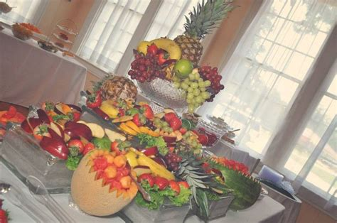 fruit table for wedding reception fruit table wedding reception my wedding reception