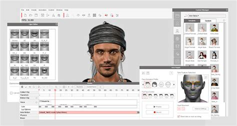 blender how to make your character talk lip sync in open source and free software news giveaway talk 7