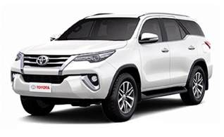 new fortuner car price toyota fortuner price in india gst rates images
