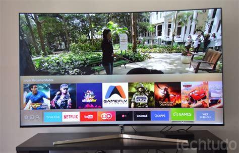 Tv Samsung Ks9000 como enviar v 237 deos do no celular para uma smart tv samsung dicas e tutoriais techtudo