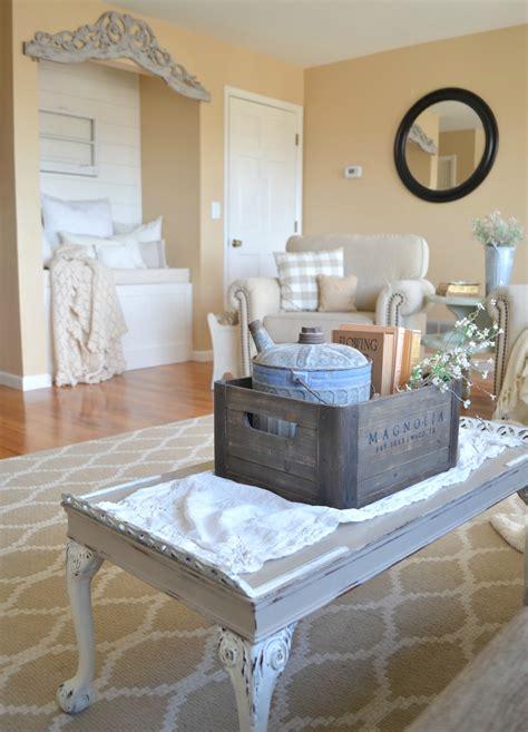 farmhouse living rooms modern farmhouse living room decor ideas family rooms dens refreshed modern farmhouse living room little vintage nest