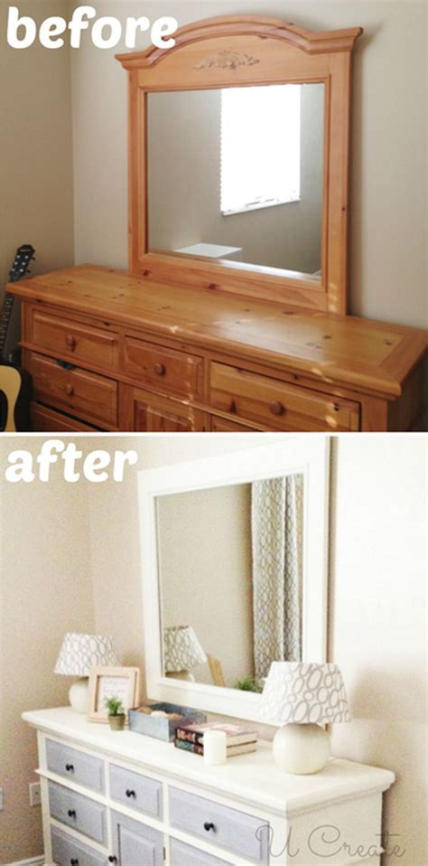furniture makeovers 30 awesome diy furniture makeovers
