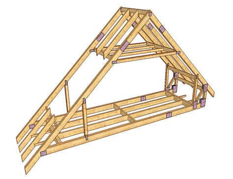 house roof truss design roof trusses home depot myideasbedroom com