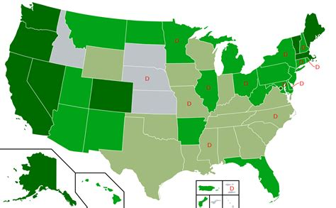 states with legal weed timeline of cannabis laws in the united states wikipedia