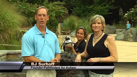 Marianne Banister Fox 45 Psa For Run Wild For Autism Youtube