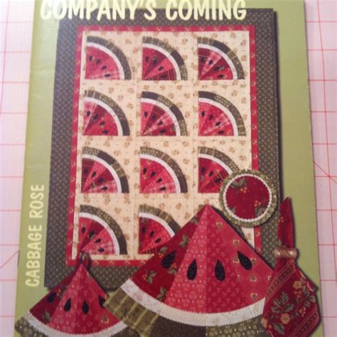 17 best images about watermelon quilts on