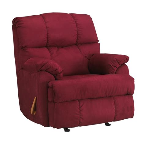 Johnny Janosik Recliners by Klaussner Recliners Rugby Rocking Recliner Chair Johnny