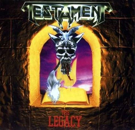 the legacy of the testament the legacy full album youtube