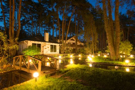 Landscape Lights Low Voltage Low Voltage Landscape Lighting Blaum Landscaping