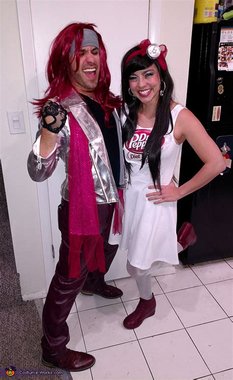 lil sweet diet dr pepper couples costume