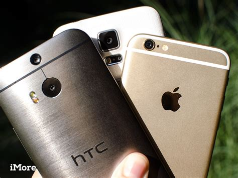 iphone   galaxy   htc   camera shootout imore